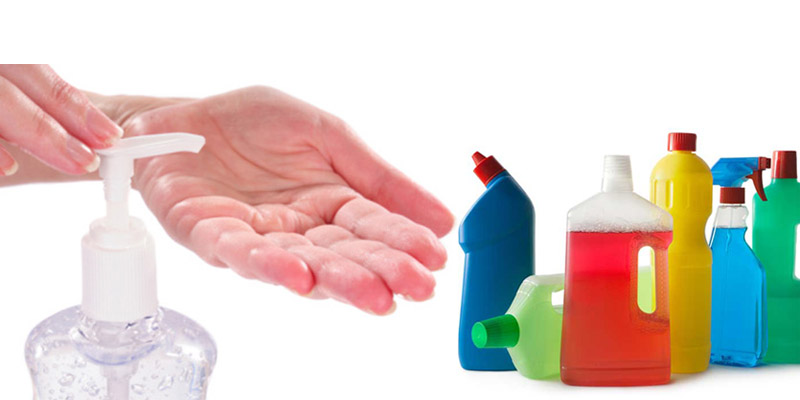 How Antiseptics and Disinfectants Provide You Healthy Life?