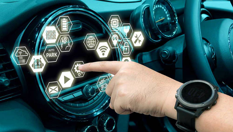 Automotive industry The trends to watch
