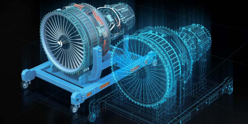 Digital Twin Technology Build a Virtual Model of Service