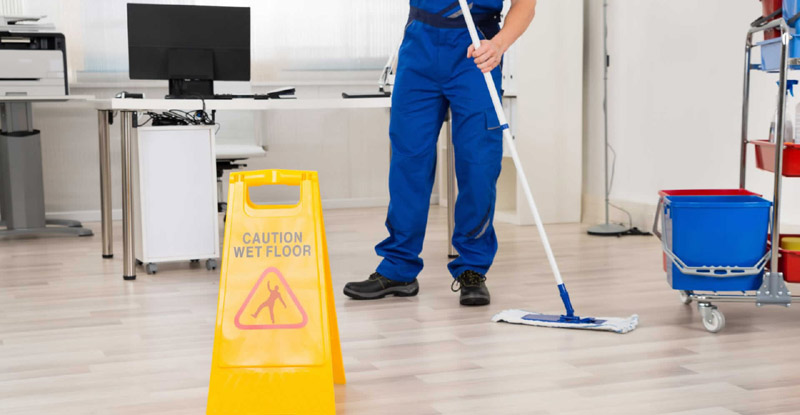 Janitorial Services Gives Clean and Healthy Environment