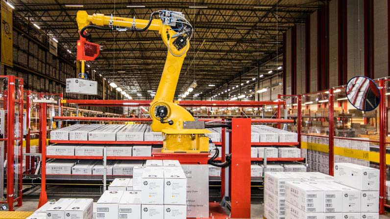 Logistics Automation Enhance the Effectiveness Operations