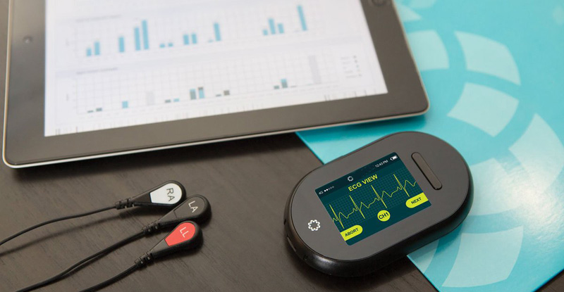 Mobile Cardiac Telemetry Systems Monitor Heart Activity