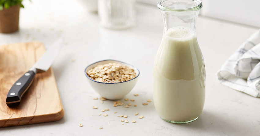 Oat Milk Makes Your Breakfast Healthy and Tasty