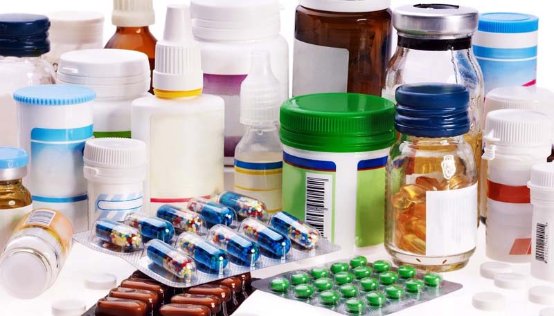 Pharmaceutical Packaging makes medicine safe and long lasting