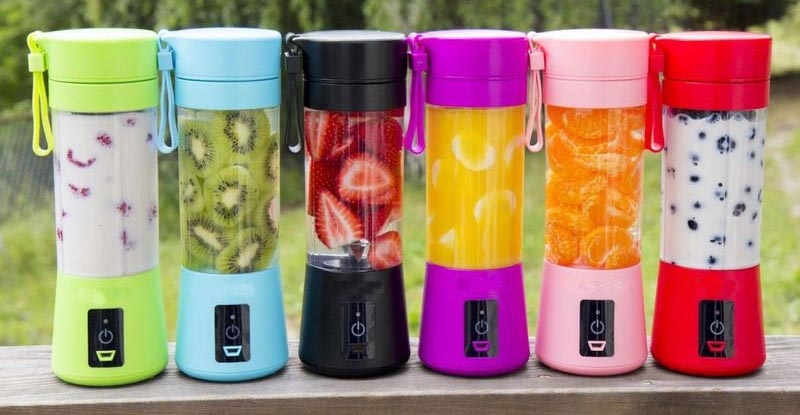 Portable Blenders for Healthy Lifestyles and Fitness Enthusiasts