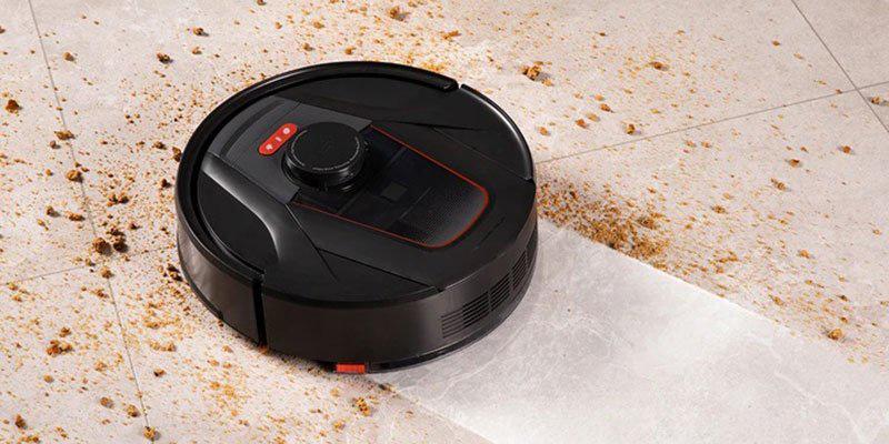 Robotic Vacuum Cleaner Trending in Household