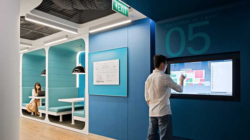 Smart Space: Emerging Technology surely for smart people