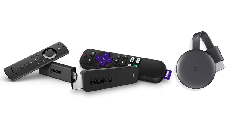Streaming Devices refreshes You through HD Content Online