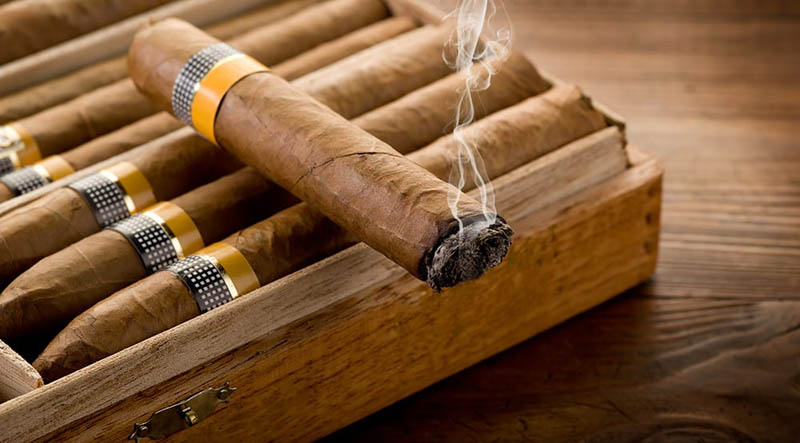 Tobacco makes you relax and works as a slow poison