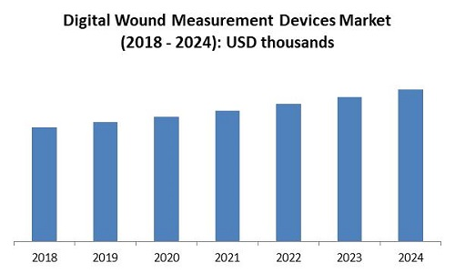 Digital Wound Measurement Devices Market Size
