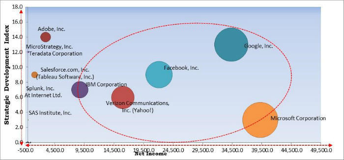 Web Analytics Market Cardinal Matrix